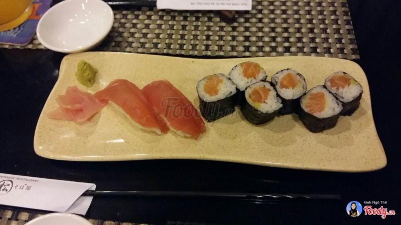 Món ăn mang được hương vị Nhật Bản