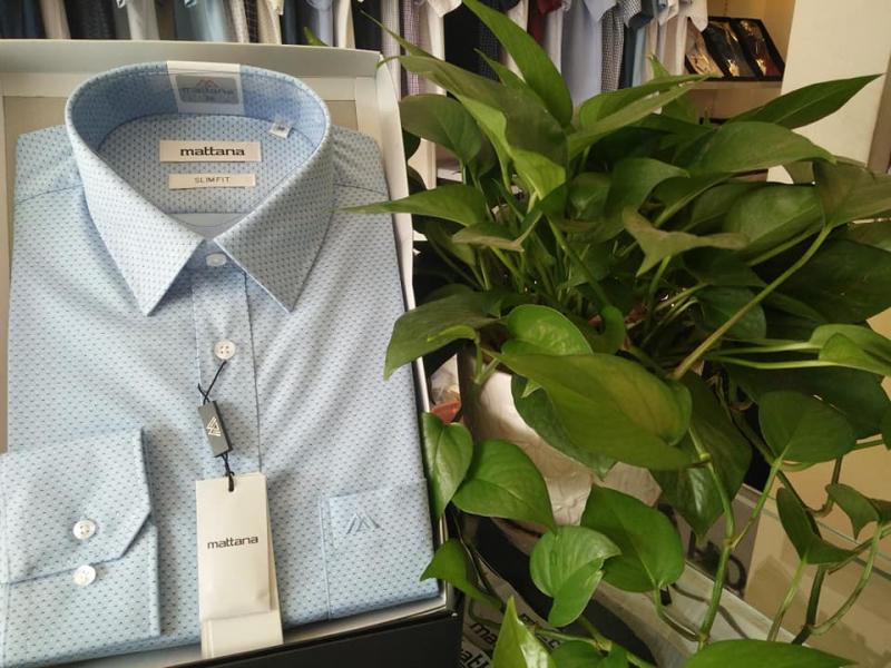 Mattana Kon Tum - Thời trang công sở Nam