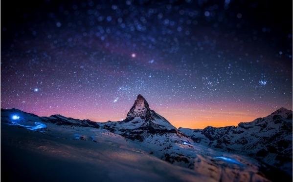 Đỉnh Matterhorn, Thụy Sỹ