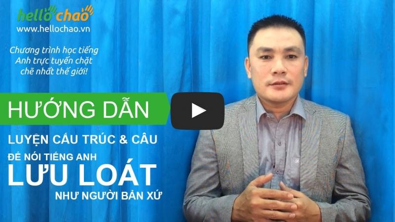 Mẫu câu giao tiếp Anh Việt