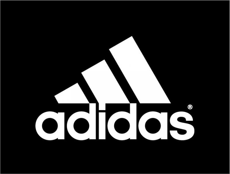 Adidas - thương hiệu nổi tiếng nhất sử dụng màu đen-trắng