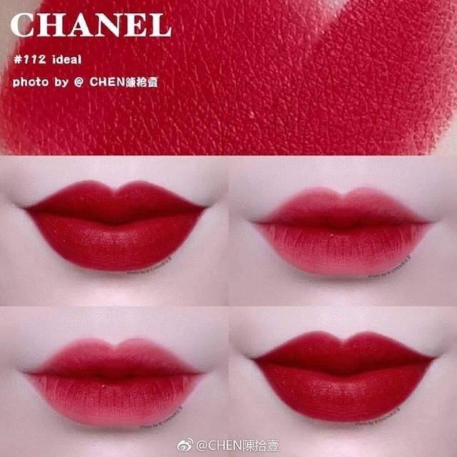 Son đỏ tươi của Chanel