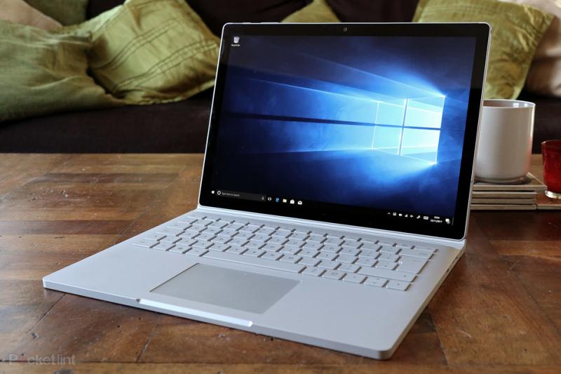 Microsoft Surface Book 2 – 13,5 inch