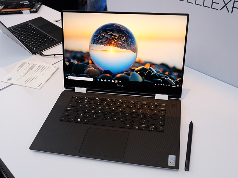 Dell XPS 15 – 2 in 1