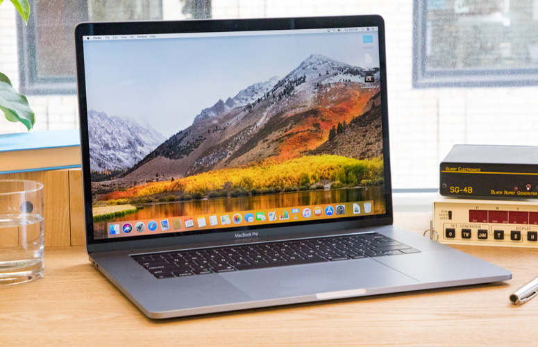 Macbook Pro 15 inch Retina 2018 Max Option – Giá 5.000 USD