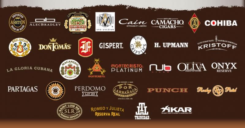 Những thương hiệu nổi tiếng sử dụng màu nâu