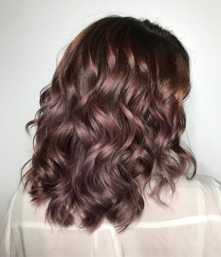 Màu tóc nhuộm này được cho là không kén da