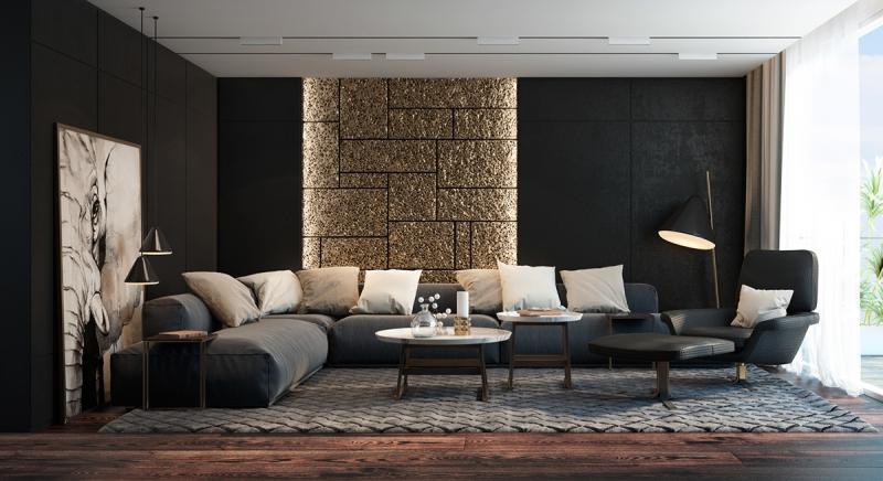 Màu sắc trong thiết kế nội thất