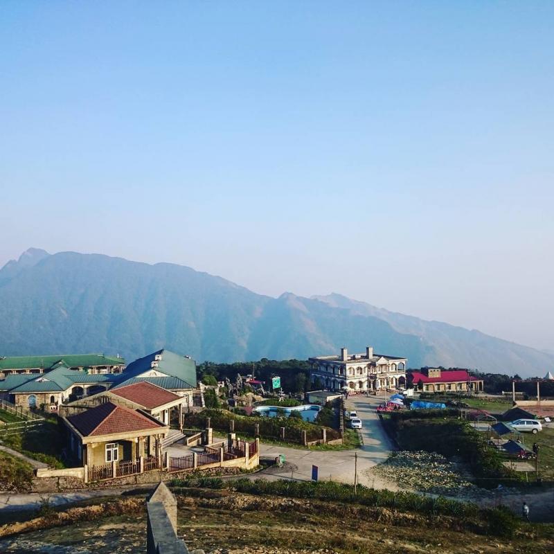 Mẫu Sơn - Lạng Sơn