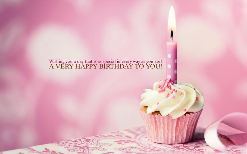 Lời chúc sinh nhật cho bé yêu