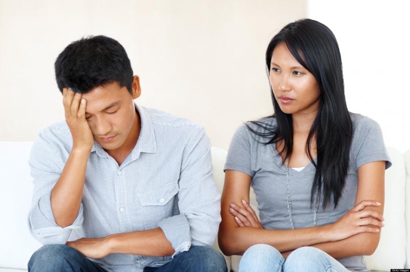 Người vợ thông minh là người sẽ không kể lể về sự bất đồng của chồng mình với ai đó ở trong gia đình