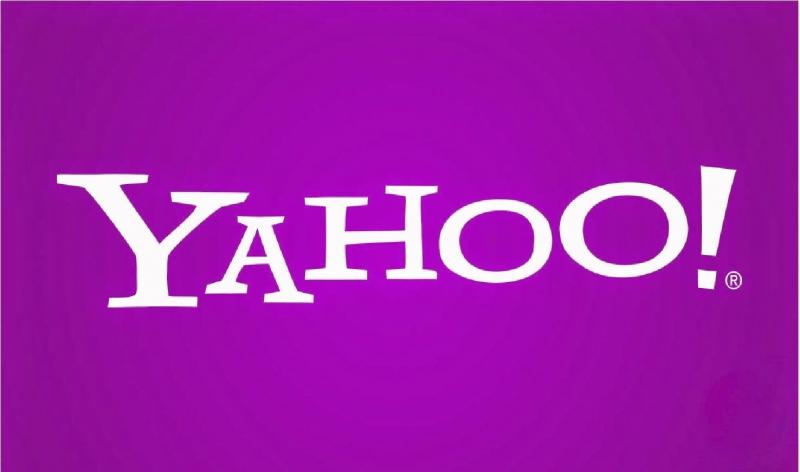 Yahoo - thương hiệu nổi tiếng nhất sử dụng màu tím