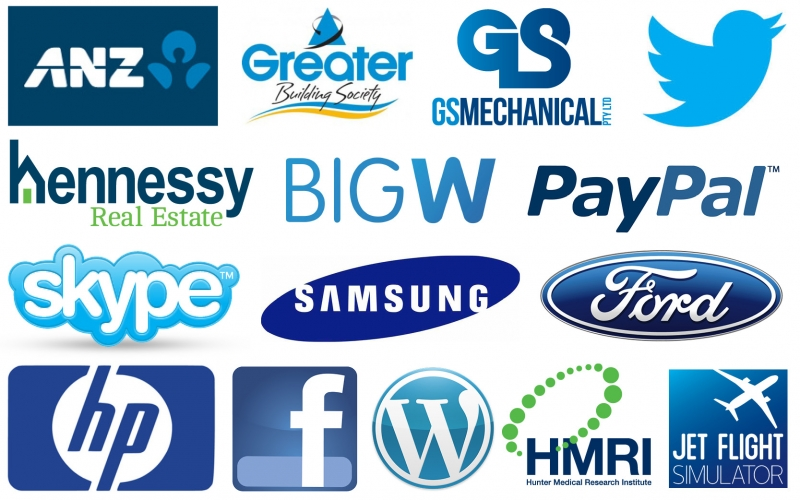 Image result for logo thương hiệu màu xanh nước biển