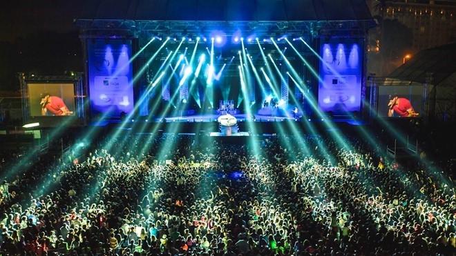 Mawazine chính là lễ hội âm nhạc lớn nhất thế giới với hàng triệu người tham gia mỗi năm