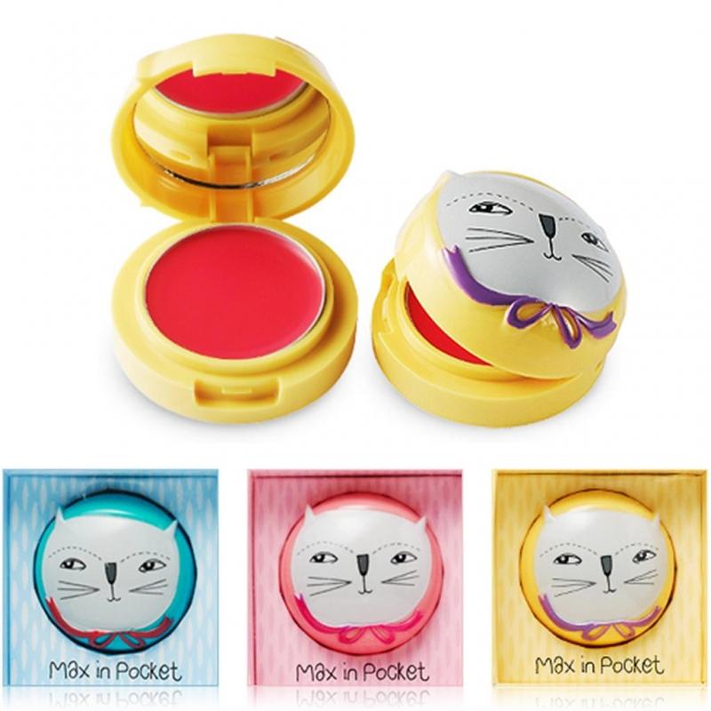 3 packaging đáng yêu của Max in Pocket Lip Balm ( nguồn internet)