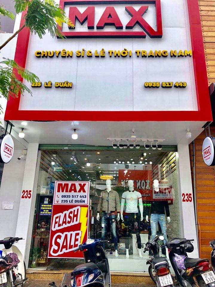 Max Shop ra đời là một trong những thương hiệu thời trang nam đẹp ở Đà Nẵng