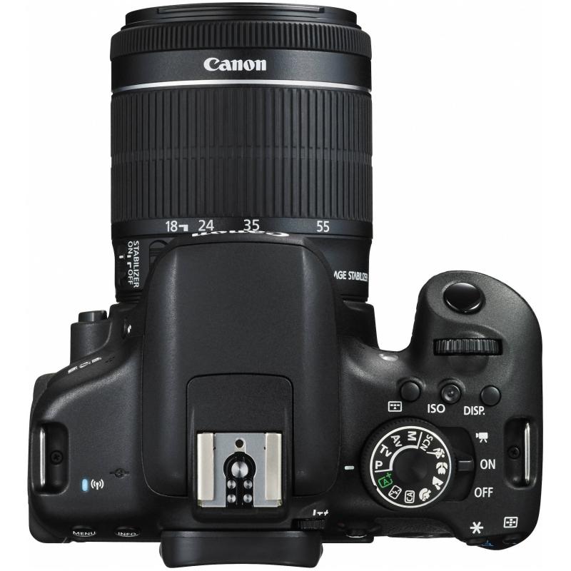 Máy ảnh Canon 750D