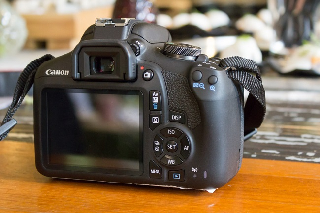 Máy Ảnh Canon EOS 1500D Kit 18-55mm F3.5-5.6 IS II