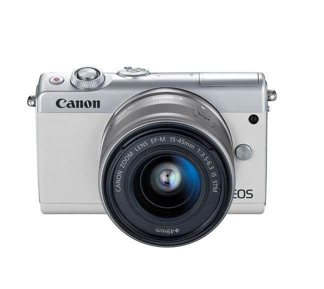 Máy ảnh Canon EOS M100 15-45mm (LBM)