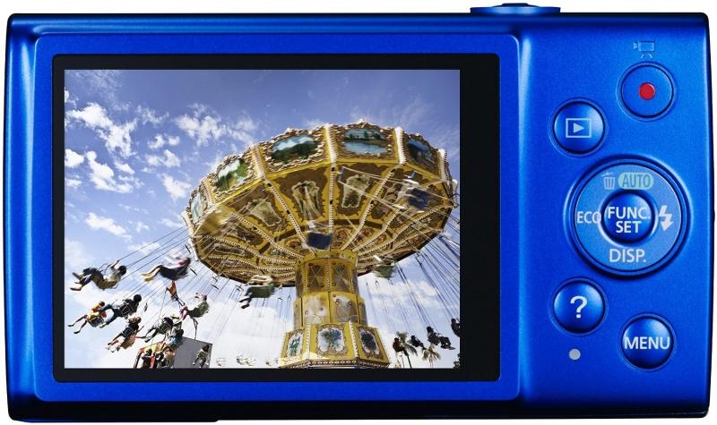 Máy ảnh CANON IXUS 170 đem đến hình ảnh chất lượng cao