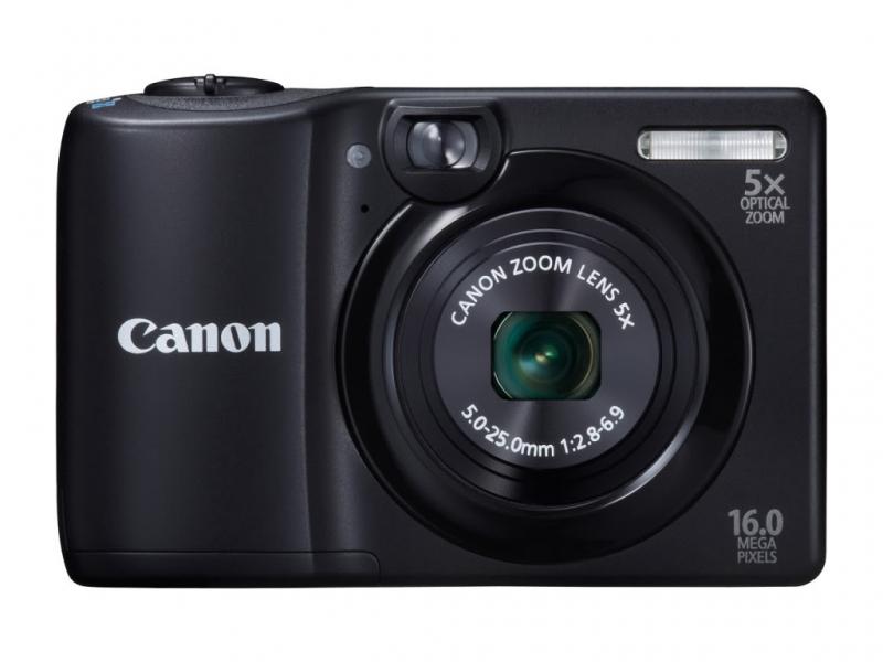 Máy ảnh Canon Powershot A810