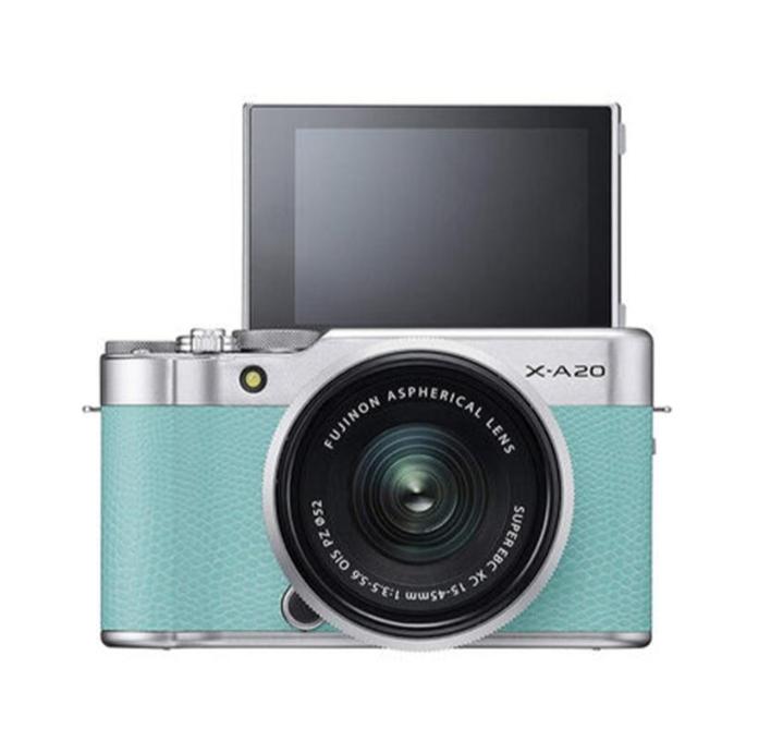 Máy Ảnh Fujifilm X-A20 KIT XC15-45MM F3.5-5.6 OIS II