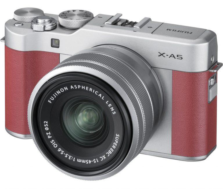 Máy ảnh Fujifilm X-A5 kit 15-45mm