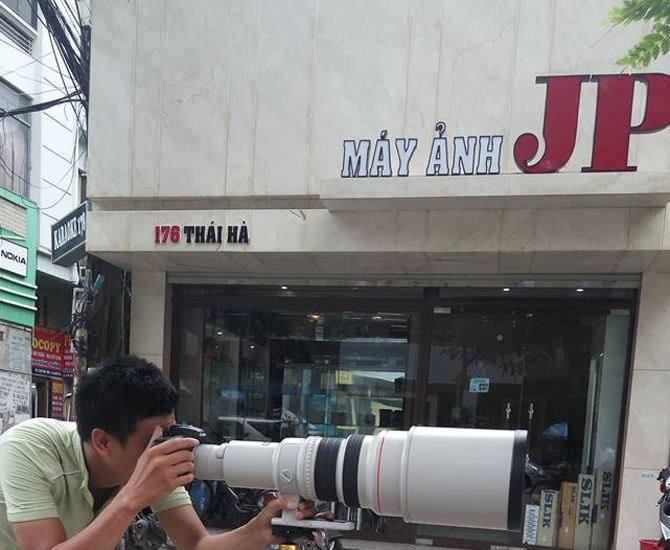 Trụ sở Máy ảnh JP