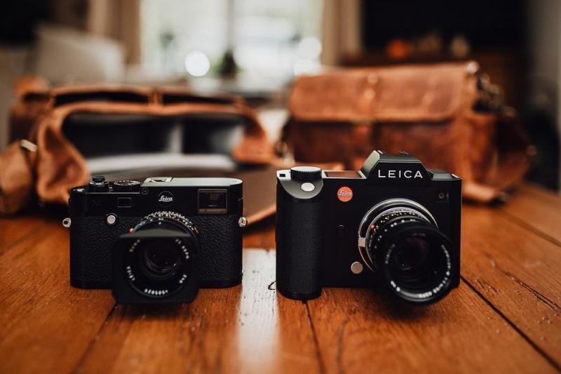 Máy ảnh Leica SL