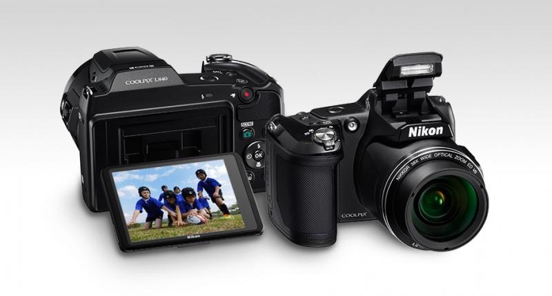 Máy ảnh Nikon COOLPIX L840