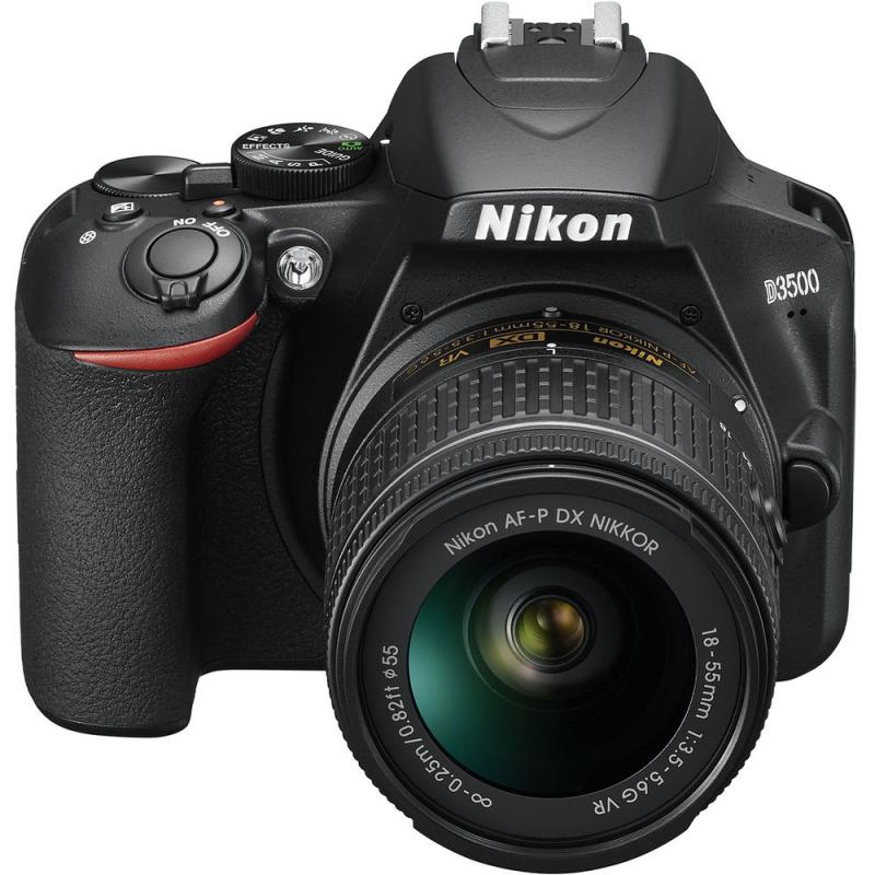 Máy ảnh Nikon D3500 + Kit 18-55mm