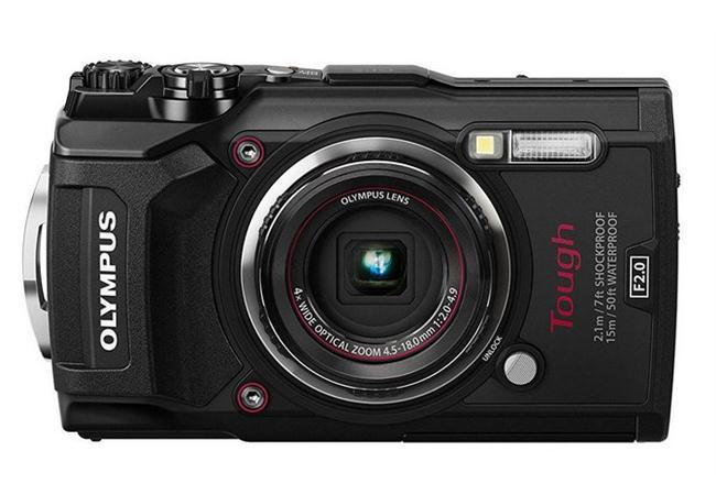 Máy ảnh Olympus Tough TG-5