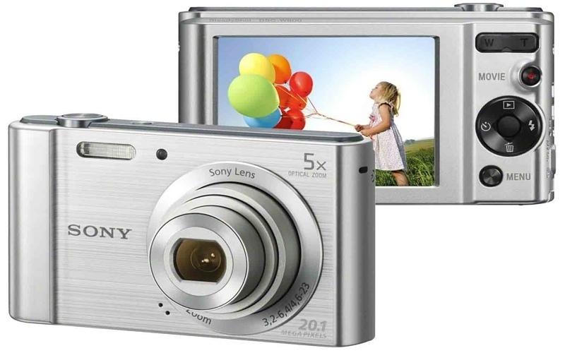 Máy ảnh Sony DSC-W800/SC