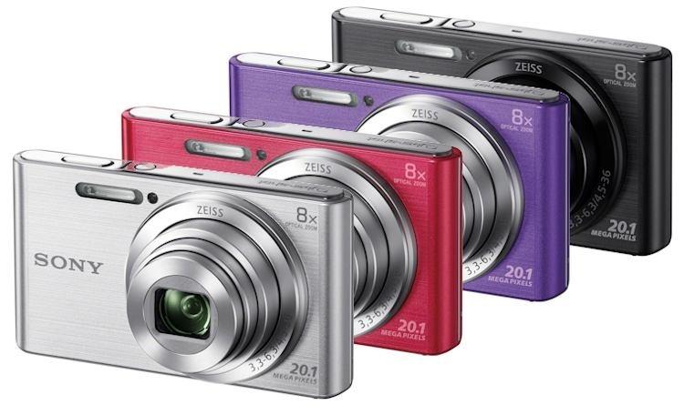 Máy ảnh Sony DSC W830 là dòng máy ảnh kỹ thuật số có thiết kế nhỏ gọn, cá tính