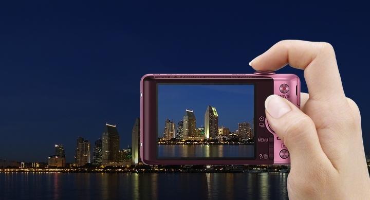 Máy ảnh KTS SONY DSC-WX220 - chụp ảnh tuyệt đẹp ở cả những nơi tối