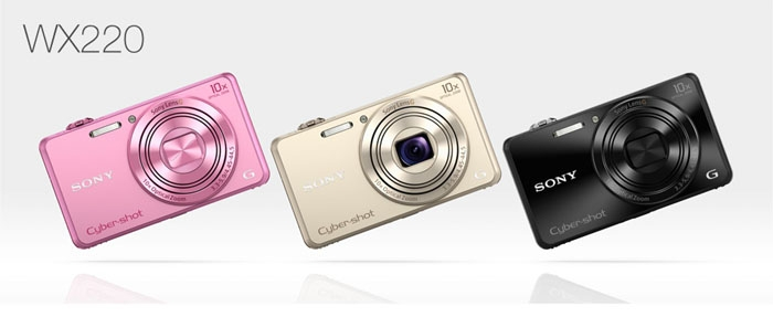 Máy ảnh SONY DSC-WX220/NCE32