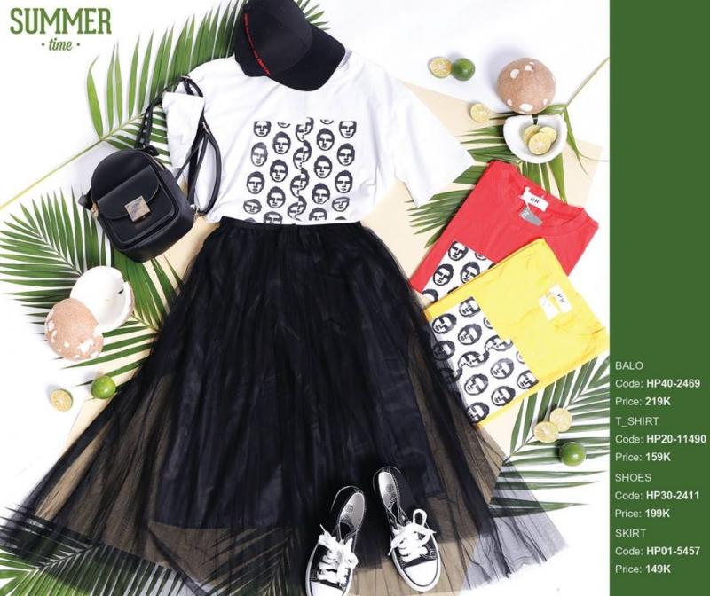 May Boutique với một set thời trang dành cho mùa hè này