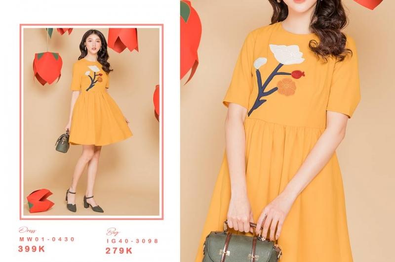 Top 5 shop bán váy đầm đẹp nhất ở Nam Định