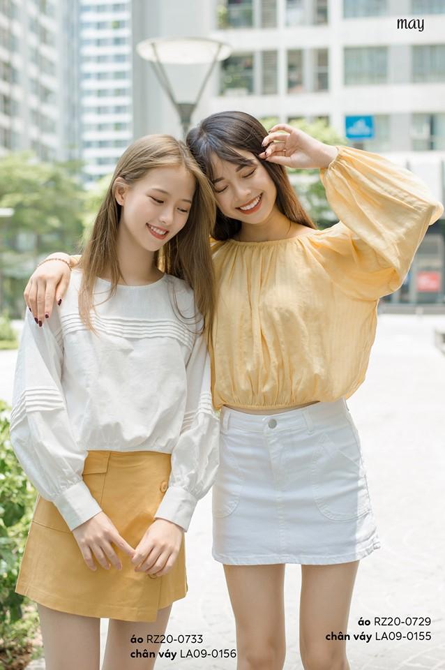 May Boutique không ngừng tìm kiếm những trang phục phù hợp nhất để đem đến sự tự tin cho các cô gái mỗi ngày