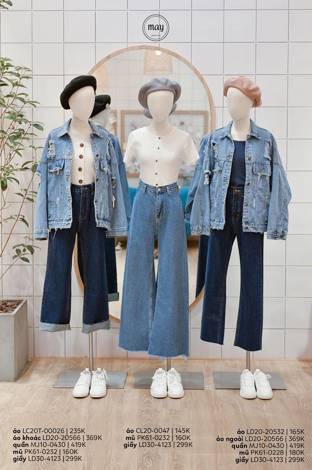 Các thiết kế của May mang đậm xu hướng tối giản, phần nhiều thiên về sự nữ tính, thanh lịch mà vẫn rất trendy.
