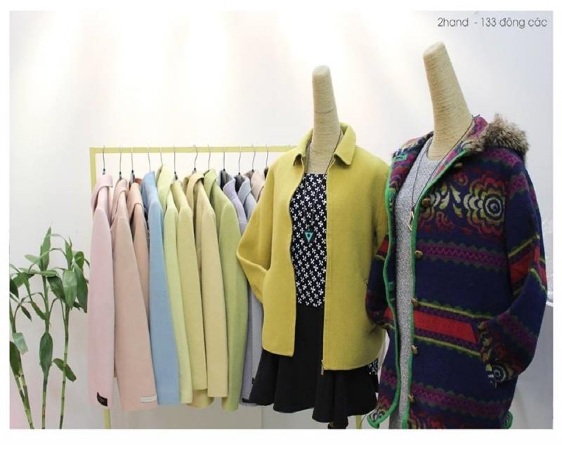 2hand giá rẻ - địa chỉ mua quần áo xuất xứ Nhật-Hàn-Mỹ tại Hà Nội với mức giá khá mềm