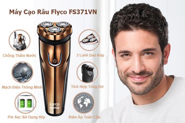 Máy cạo râu Flyco FS-371VN: