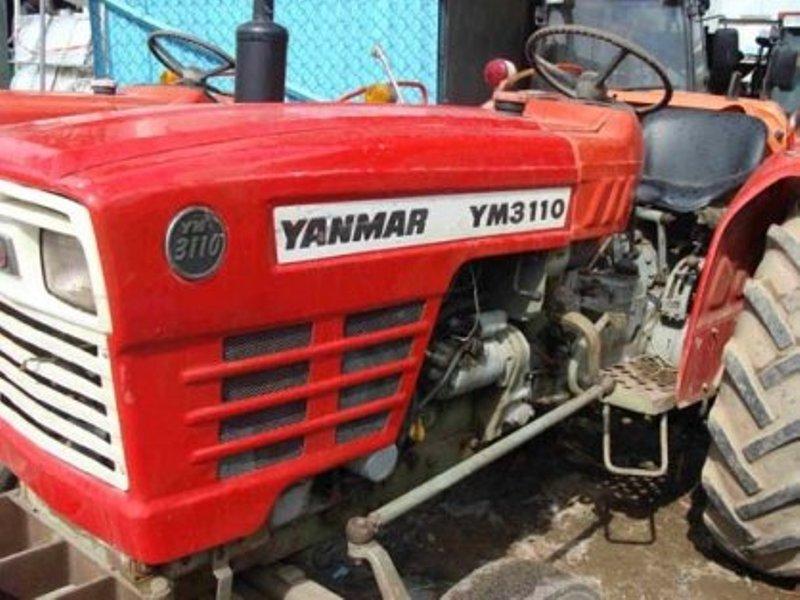 Máy cày Yanmar YM3110