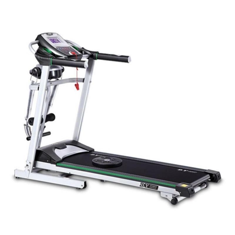 Máy chạy bộ Sport1 có nhiều chức năng phụ trợ cho người dùng