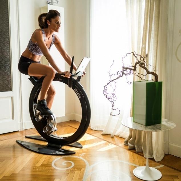 Vừa tập thể dục vừa tạo ra điện để dùng, quá tiện lợi phải không nào.