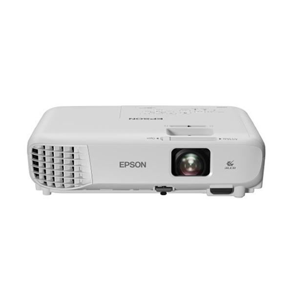 Epson EB-X400 được trang bị bóng chiếu tích hợp công nghệ hiển thị hình ảnh 3LCD tiên tiến