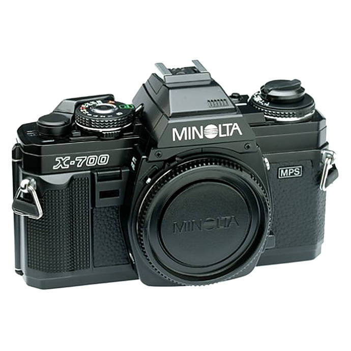 Minolta X-700 với những tích hợp vượt trội