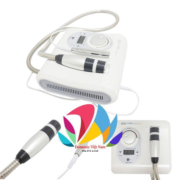Máy Điện Di Lạnh Skin Cool 4TNL