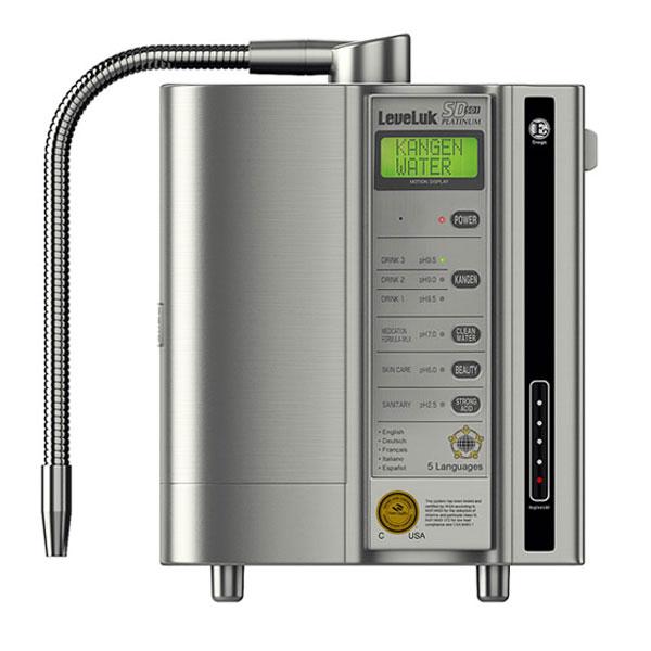 Máy điện giải Kangen SD501 Platinum