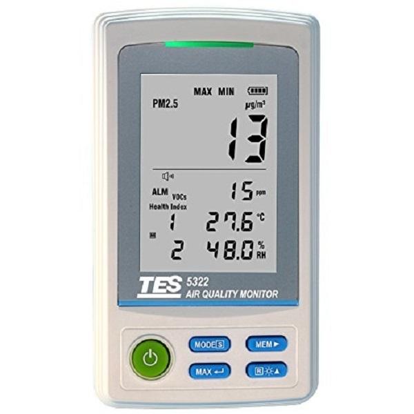 Máy đo chất lượng không khí TES-5322